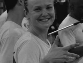 Ania Capoeira Gerais Polonia